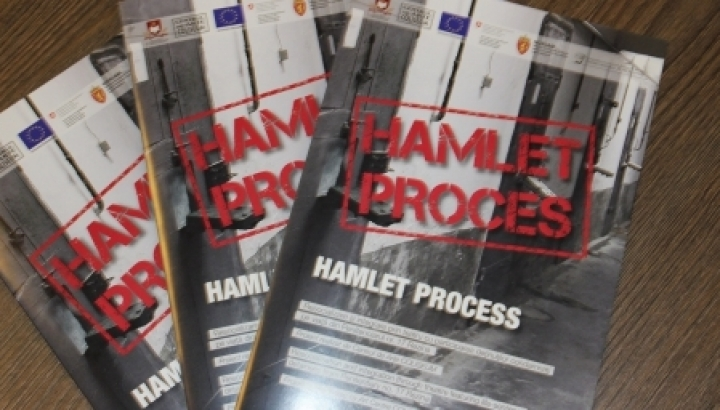 Prisoners sentenced to life terms will play 'Hamlet'
