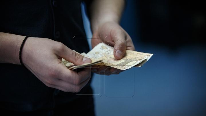 Average salary in Moldova KEEPS rising (TABLE)