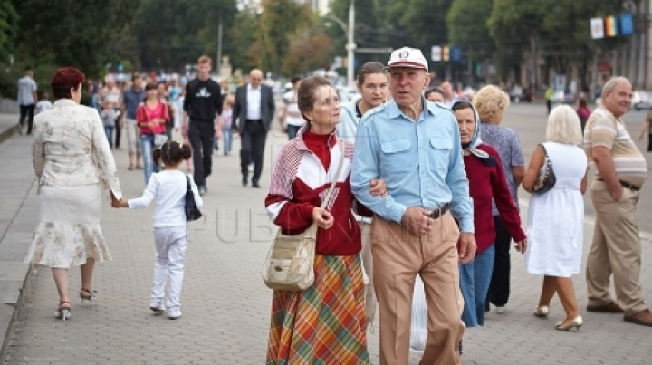 Romanian Language Day celebrated in Chisinau