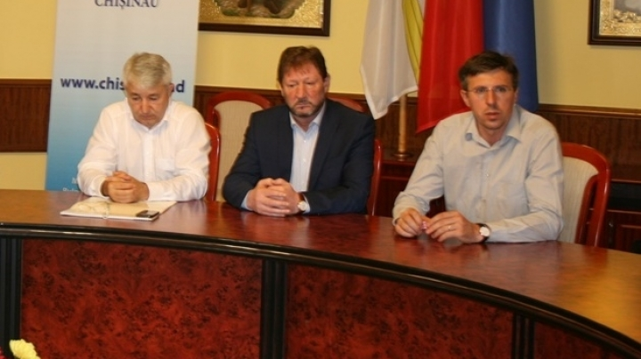 Sergiu Borozan became new chief-architect of Chisinau