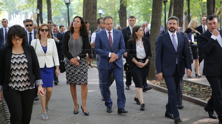 Andrian Candu: The objective of European integration should unify the Moldovan citizens