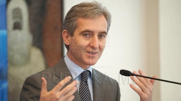 Iurile Leancă is third runner in presidential race