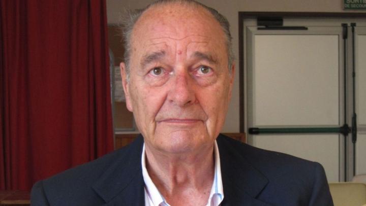 Ex-president Jacques Chirac taken to Paris hospital