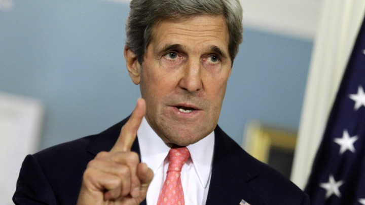 Kerry sets ultimatum to Lavrov. Says won't cooperate over Syria