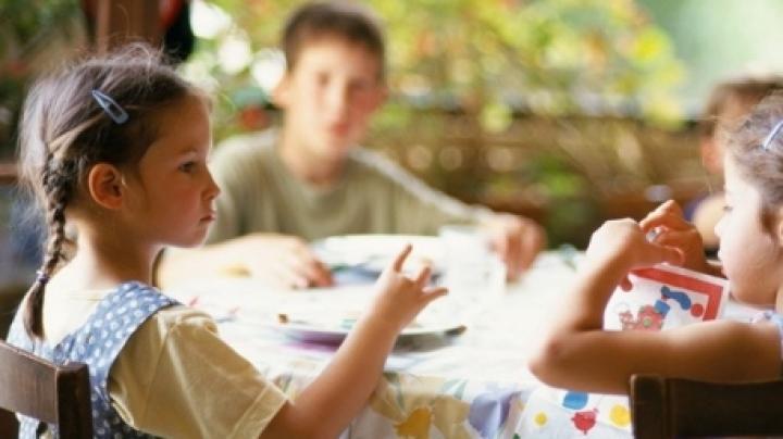 Kindergartens in Capital investing in healthier menus