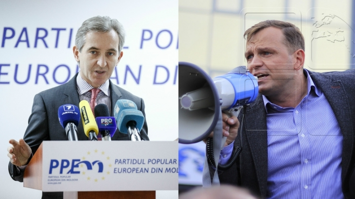 Iurie Leanca: Andrei Nastase is a younger brother of Igor Dodon