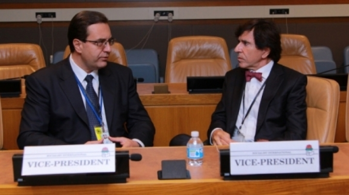 Marian Lupu asks international partners for more support for Moldova