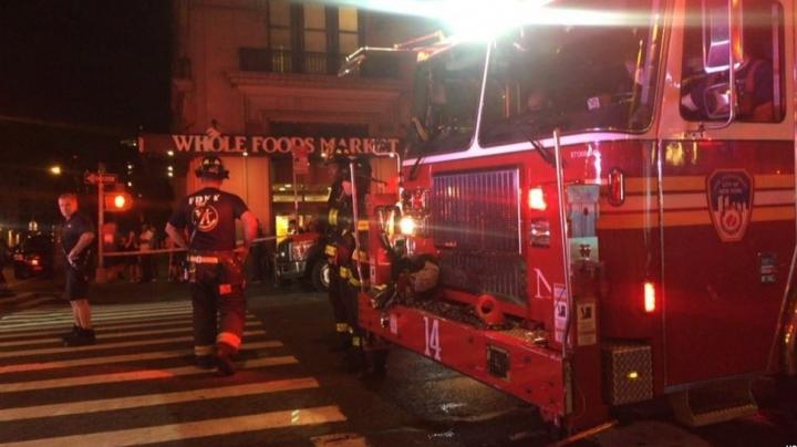 29 injured as blast rocks Manhattan