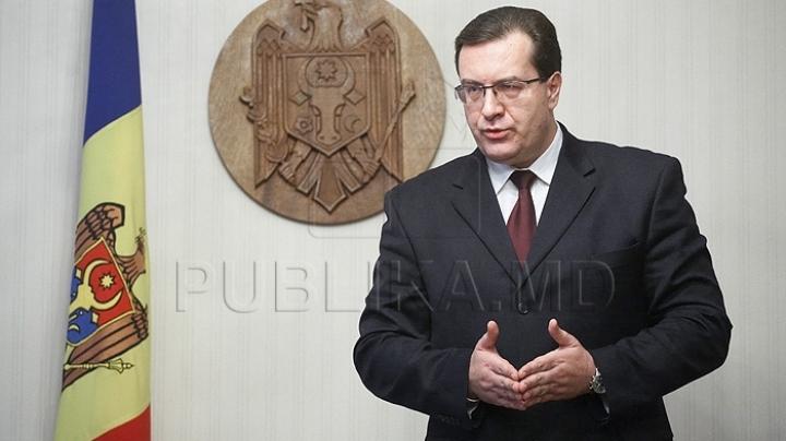 Marian Lupu on yesterday's earthquake: Let's avoid political earthquakes