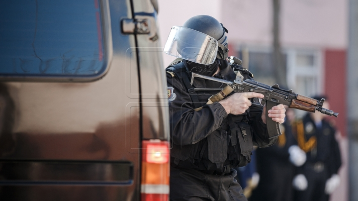 Two jihadist militants were detained by Security and Information Service in Chisinau (PHOTO)