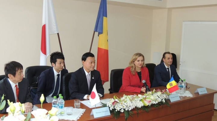 Japanese investments in medical equipment for Moldovan hospitals