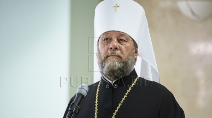 """""""A day"""" with Metropolitan bishop Vladimir. Unknown details about head of Moldovan Orthodox Church"""
