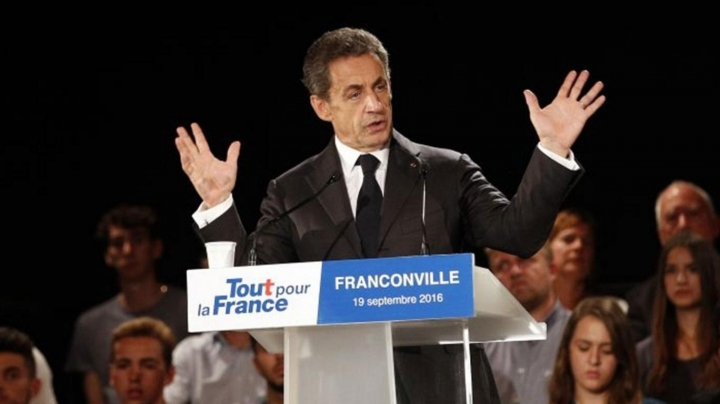 Nicolas Sarkozy says immigrants should 'speak French' and attacks burkini
