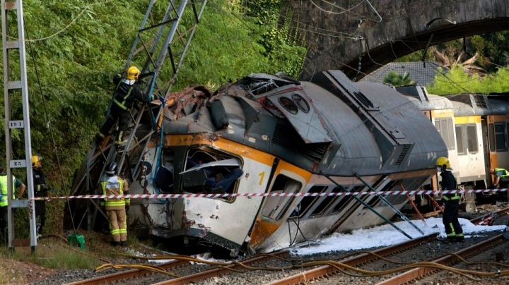 RAILWAY ACCIDENT in Spain. Minister of Foreign Affairs establishes presence of Moldovan citizens