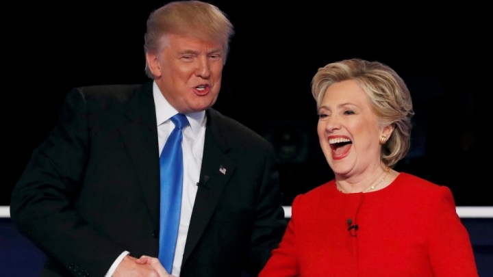 Donald Trump boasts after first debate against Clinton: 'I didn't want to embarrass her'