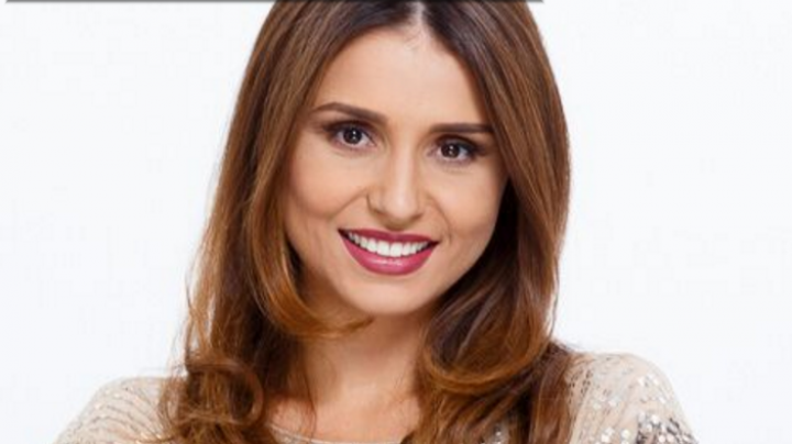 """Soprano singer Valentina Nafornita joins campaign """"Protected Families"""" to combat domestic abuse"""