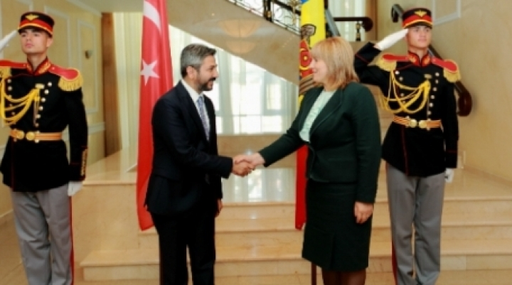 Turkish deputy speaker assures Moldovan counterpart of continuation of assistance