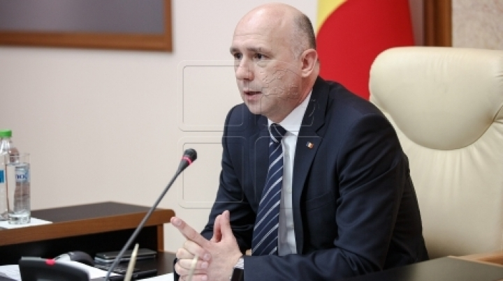 "PM Pavel Filip: ""Those who were involved in bank fraud will not escape punishment"""