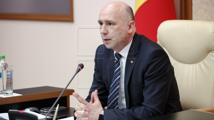 Pavel Filip: Moldova regained the trust in front of external partners