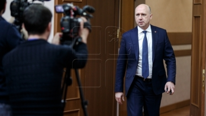 Moldova's Prime Minister to attend CIS heads of states reunion