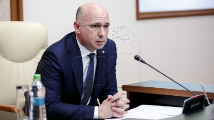 Pavel Filip on Government's accountability to parliament