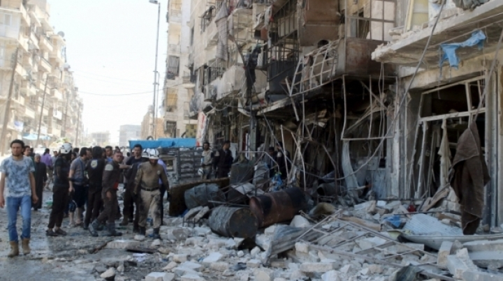 Aleppo residents complain UN won't deliver humanitarian aid any longer