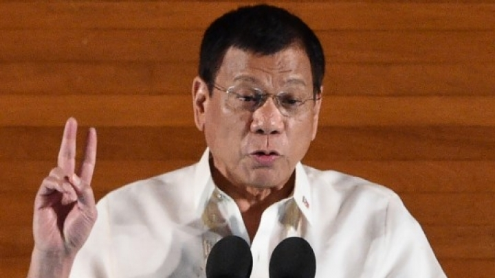 Duterte's dirty word sends Philippine Stock Exchange into red