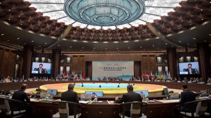 G-20 Summit: Global economic growth as geopolitical threats persist