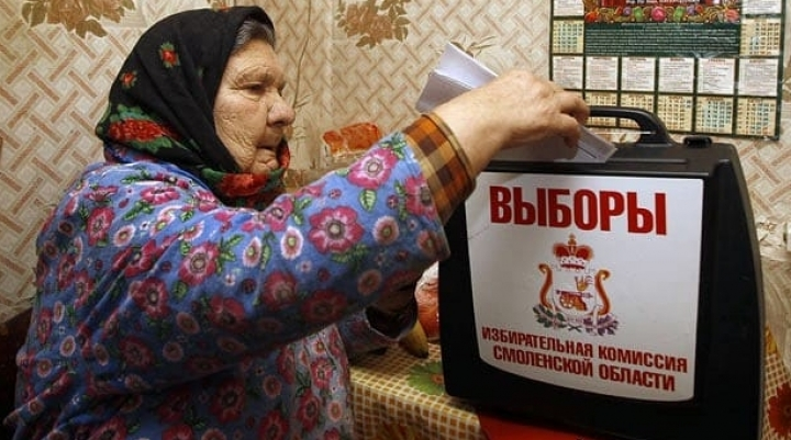 'United Russia' easily wins Parliament majority following elections for State Duma