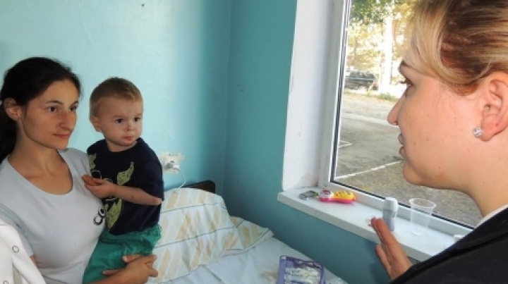 Health Ministry involved in Marius case, child suffering from stenosis