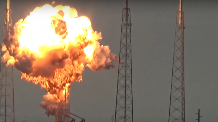Astronauts would have been safe in SpaceX blast, says CEO Elon Musk