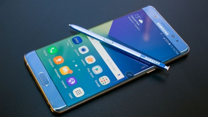 Samsung delays restarting sales of Galaxy Note 7 in South Korea