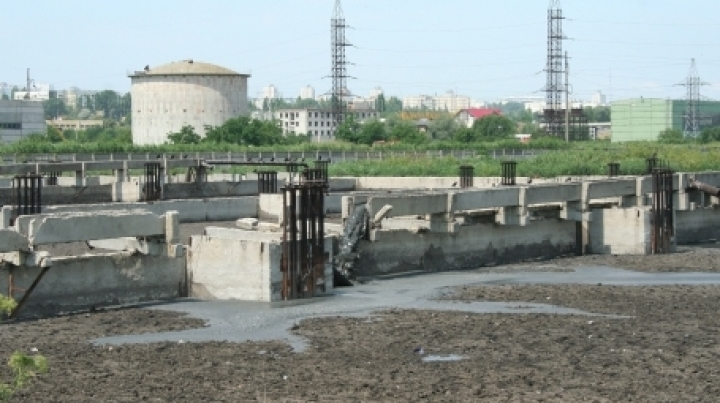 Why Chisinau water cleaning station will not be revamped soon?