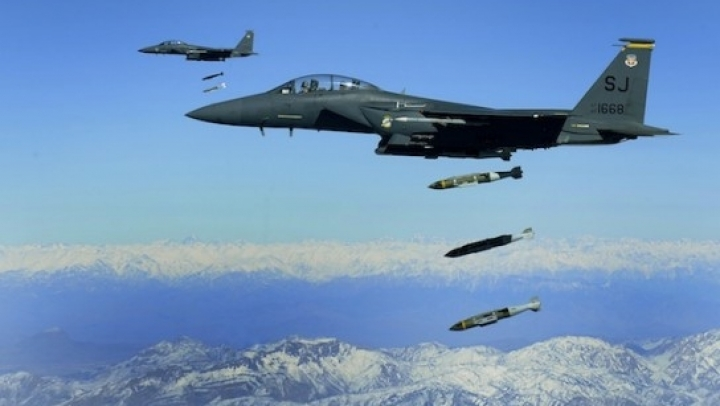 U.S. 'regrets' killing Syrian military in air raid