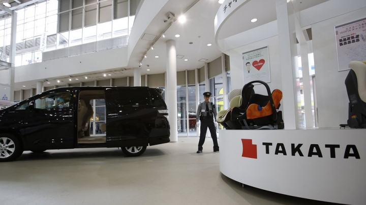 Service recall. These car makers will have to install new Takata air bags