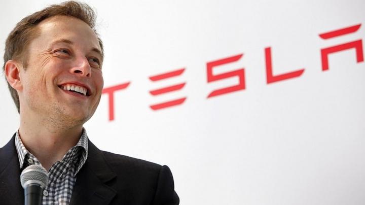 Tesla boss announces 'dramatic improvements' to e-cars' autopilot technology