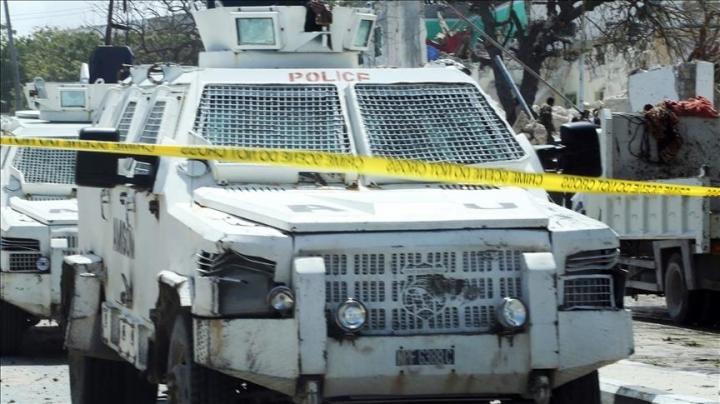 Car bomb blast in Mogadishu kills 3, injures 4