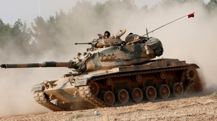 Turkish military KILLED in ISIS rocket attack