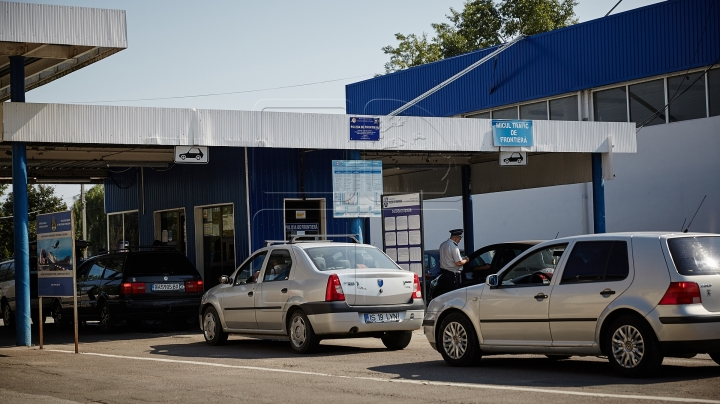 Situation at border: two Moldovans were deported from Russia and European Union