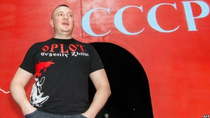 Anti-West Ukrainian activist shot dead near Moscow