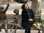 Unusual statue on streets of Chisinau (Photos)
