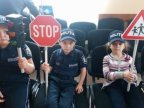 Junior guards of National Inspectorate Patrol visited children's center in Drochia district