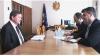 Moldovan deputy premier meets Hungarian Ambassador