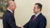 Moldovan premier meets head of Serbian diplomacy