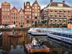Self-driving boats to be launched in Amsterdam