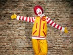 Ronald McDonald to limit his appearances after clown sightings in USA