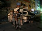Gunmen kill 14 people, injure over 40 others in attack on Shia Muslim shrine in Kabul