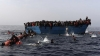 28 migrants die suffocated in an overloaded boat near Libya