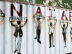 South Sudan artists paint for peace in Juba