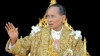 Thailand officials: Health of Thai king is not stable